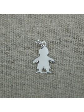 Médaille petit garçon 10x16