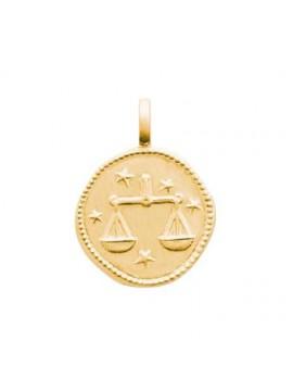 Médaille signe de la balance
