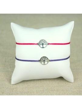 Bracelet Mon Arbre de Vie en argent