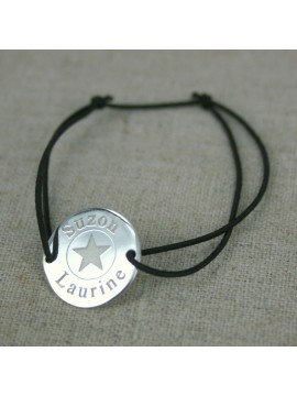 médaille étoile