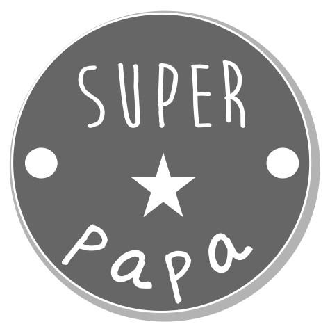 thème papa : 4 Super papa, 2 trous