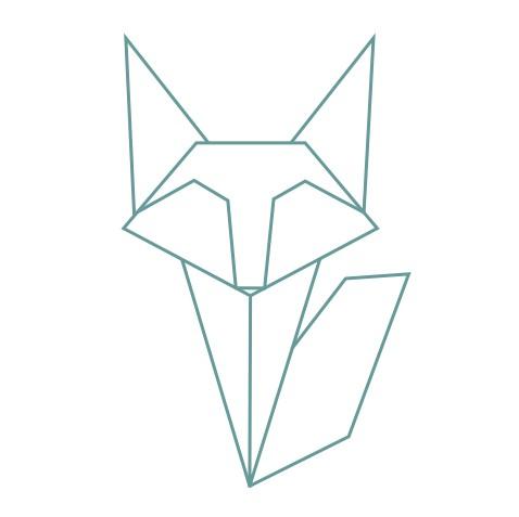 thème origami : Renard