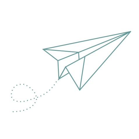 thème origami : Avion