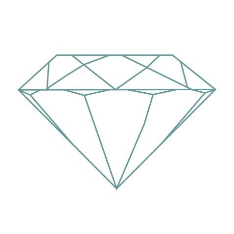 thème origami : Diamant