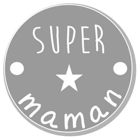 thème maman : 4 Super maman, 2 trous