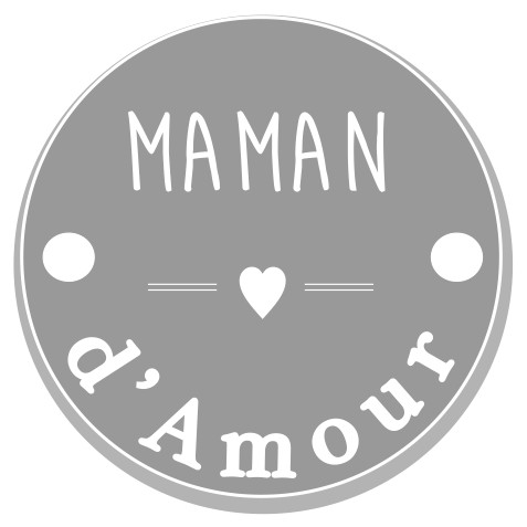thème maman : 7 Maman d'amour, 2 trous